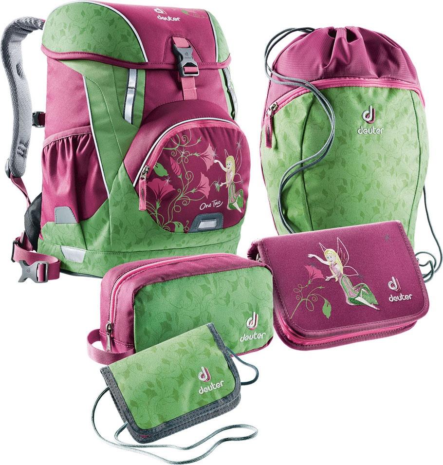 Deuter One Two Set Sneaker Bag magenta fairytale