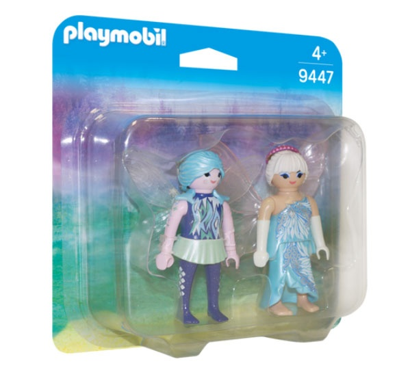 Playmobil 9447 Fairies Duo Pack Winterfeen