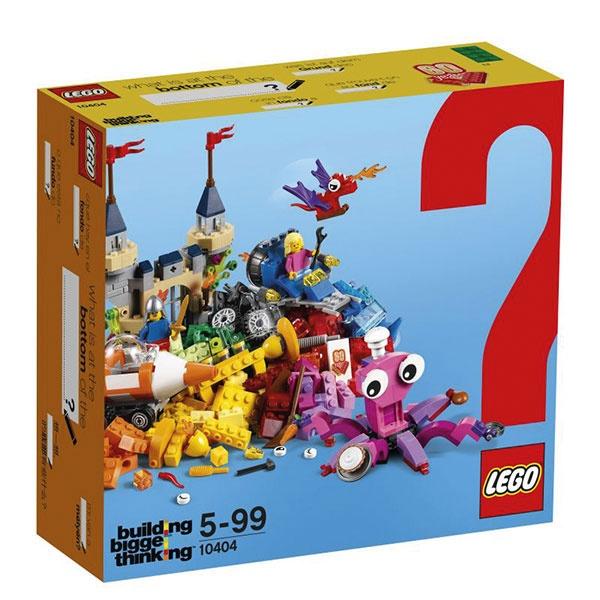 Lego Classic 10404 Am Meeresgrund