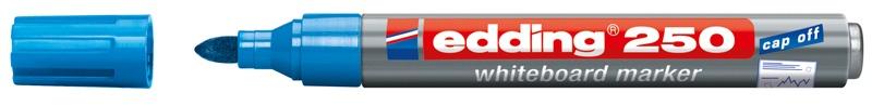Edding 250 Whiteboardmarker hellblau