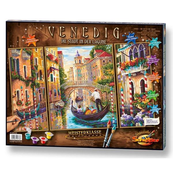 Schipper Malen nach Zahlen Venedig Die Stadt in der Lagune
