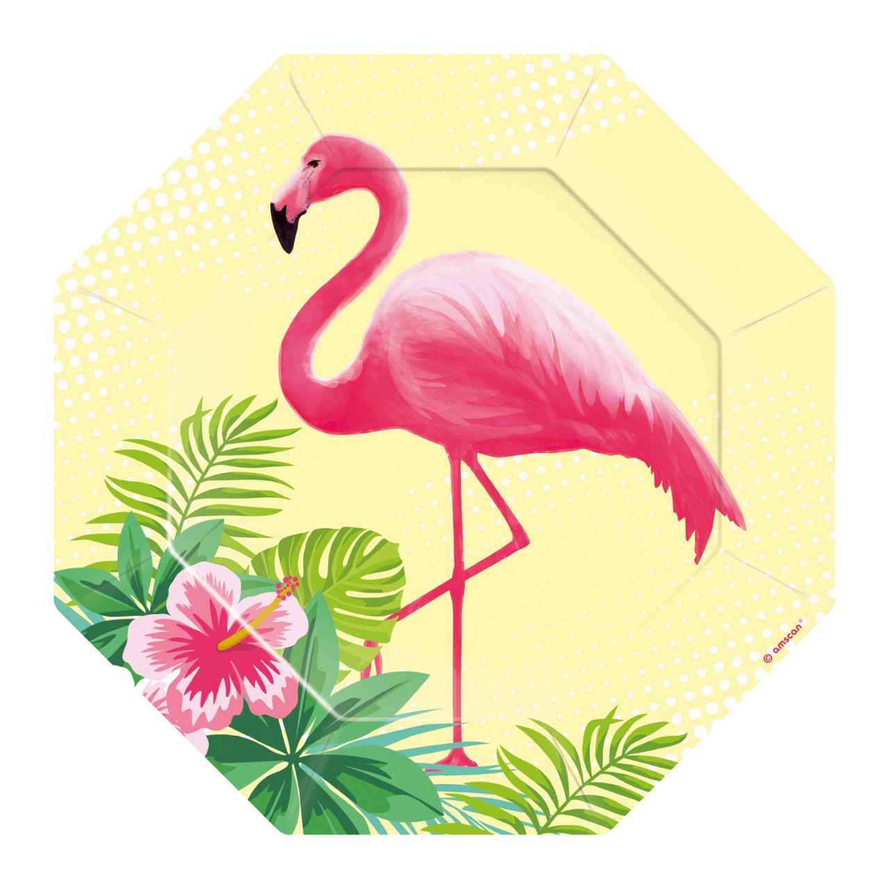 Party Form-Teller Flamingo Paradise