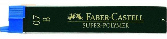 Faber Castell Feinmine Super-Polymer 0,7mm B