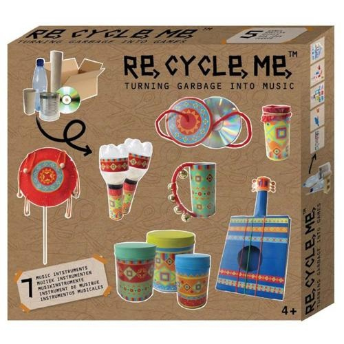 Re-Cycle-Me Bastelbox Deine Instrumente