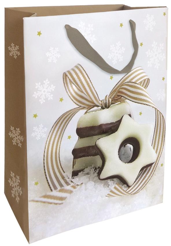Geschenktasche Weihnachten Zuckerbäcker