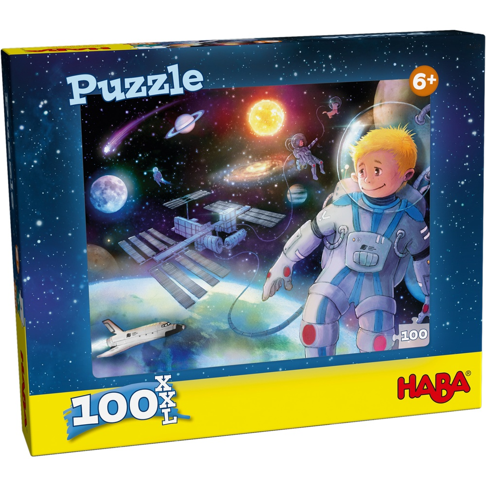 Haba Puzzle Weltall 00 Teile