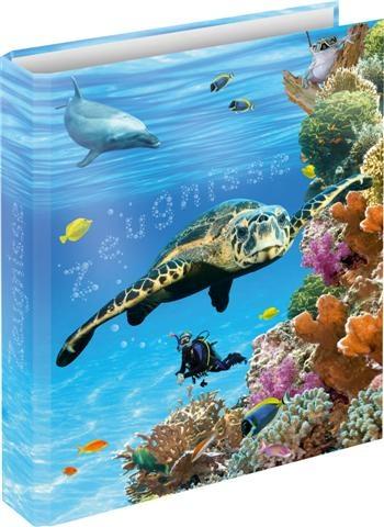 Zeugnisringbuch Unten im Meer