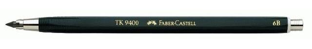 Faber Castell Fallminenstift TK9400 6B 3,15mm