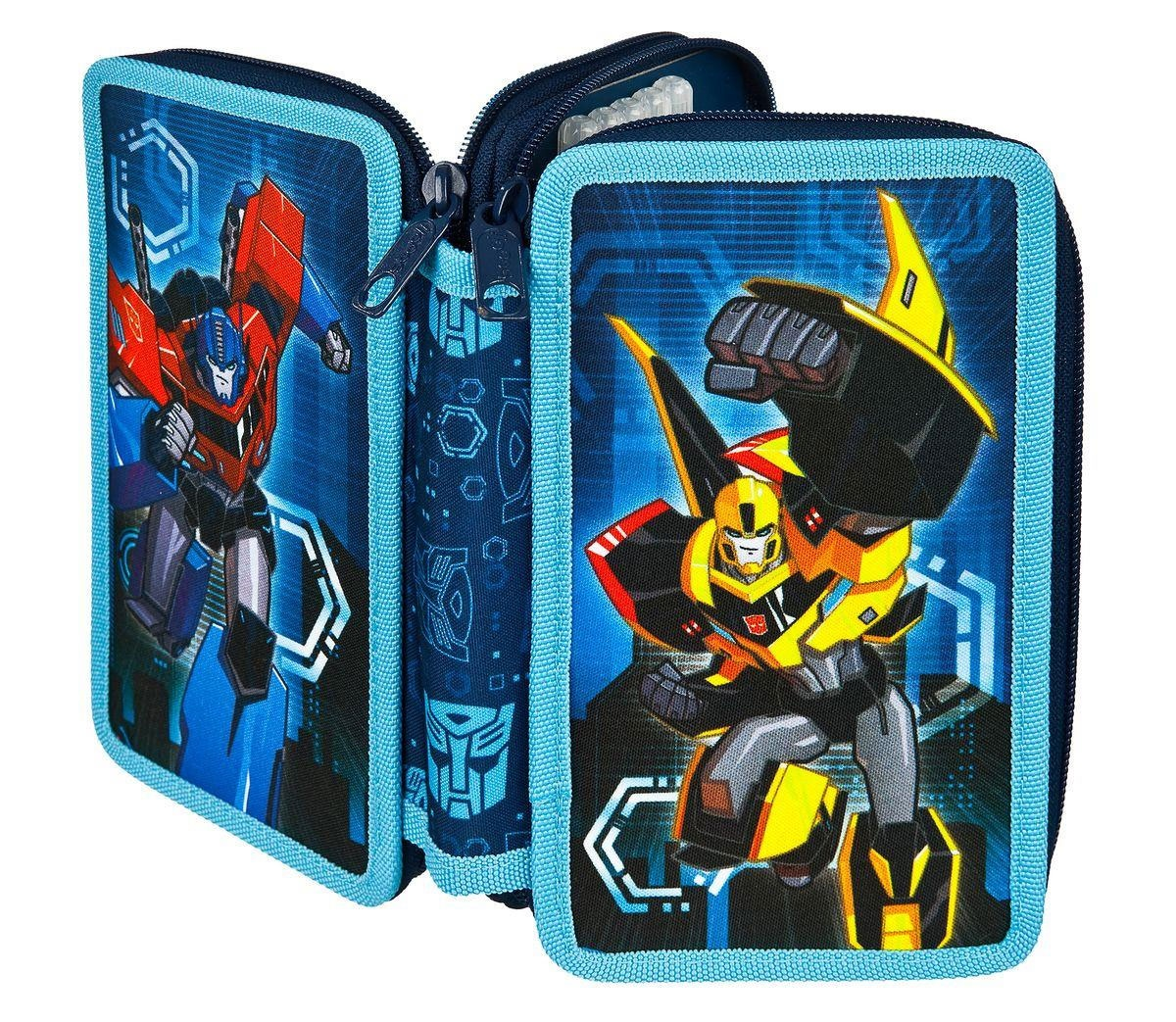 Transformers Doppeldecker