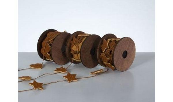 Geschenkband Girlande Filz-Baum