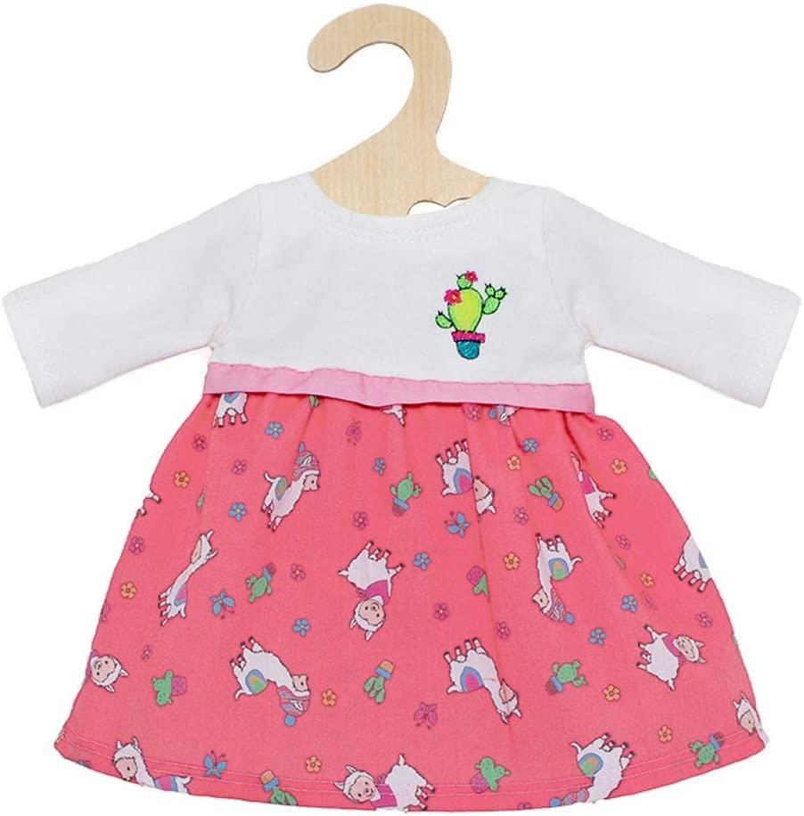 Heless Puppenkleidung Kleid Alpaka 35-45 cm