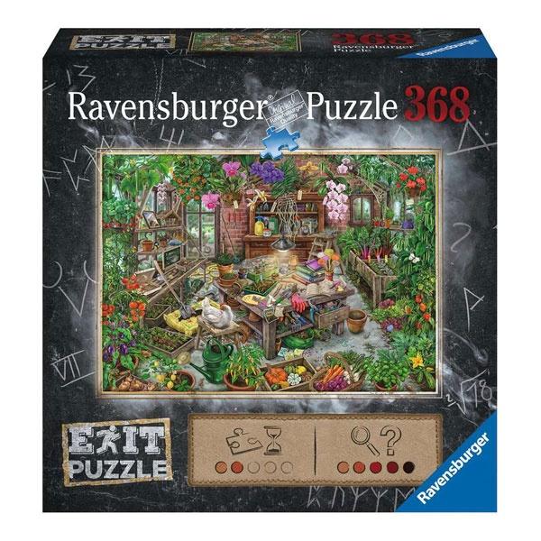 Ravensburger Puzzle EXIT Im Gewächshaus 368 Teile