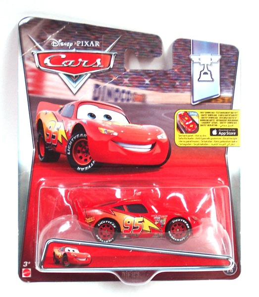 Cars Auto Lightning McQueen DLY47