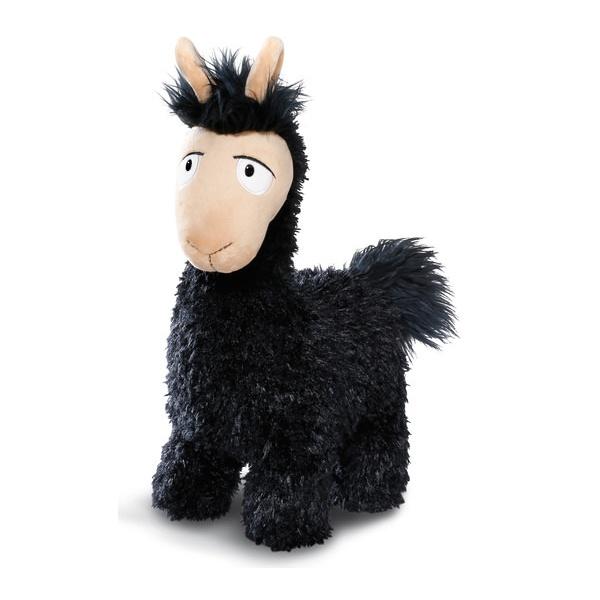 Nici Lama Lorenzo 32cm schwarz