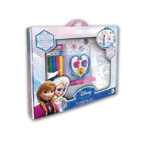 Disney Die Eiskönigin Stempel Set