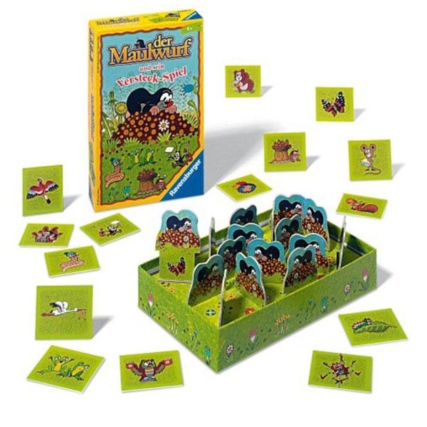 Der Maulwurf und sein Versteck-Spiel von Ravensburger