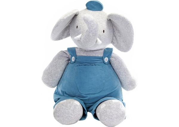 Schildkröt XXL Maxi Alvin Plüsch Elefant 80 cm