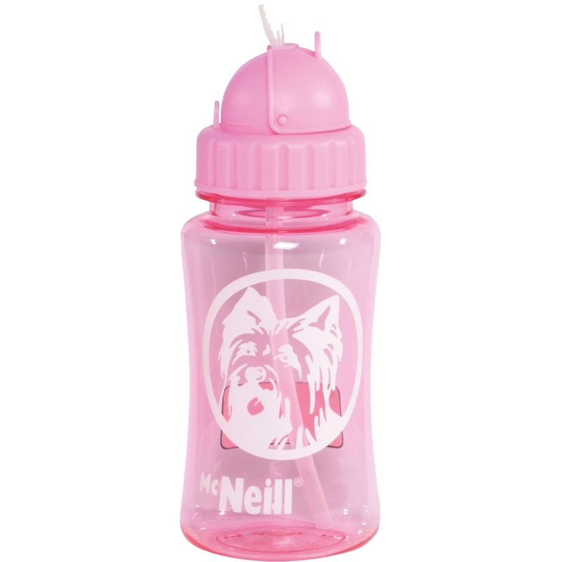 McNeill Getränkeflasche rosa 350ml