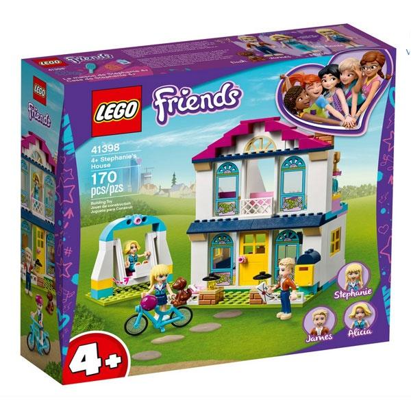 Lego Friends 41398 Stephanies Familienhaus ab 4 Jahren