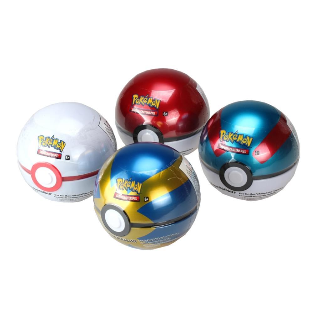 Pokemon Pokeball Tin Kugel