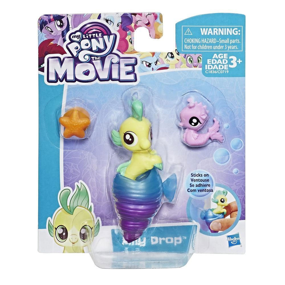 My little Pony Movie Seeponyfreunde Baby Lilly Drop