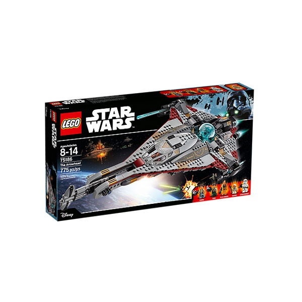 Lego 75186 Star Wars The Arrowhead