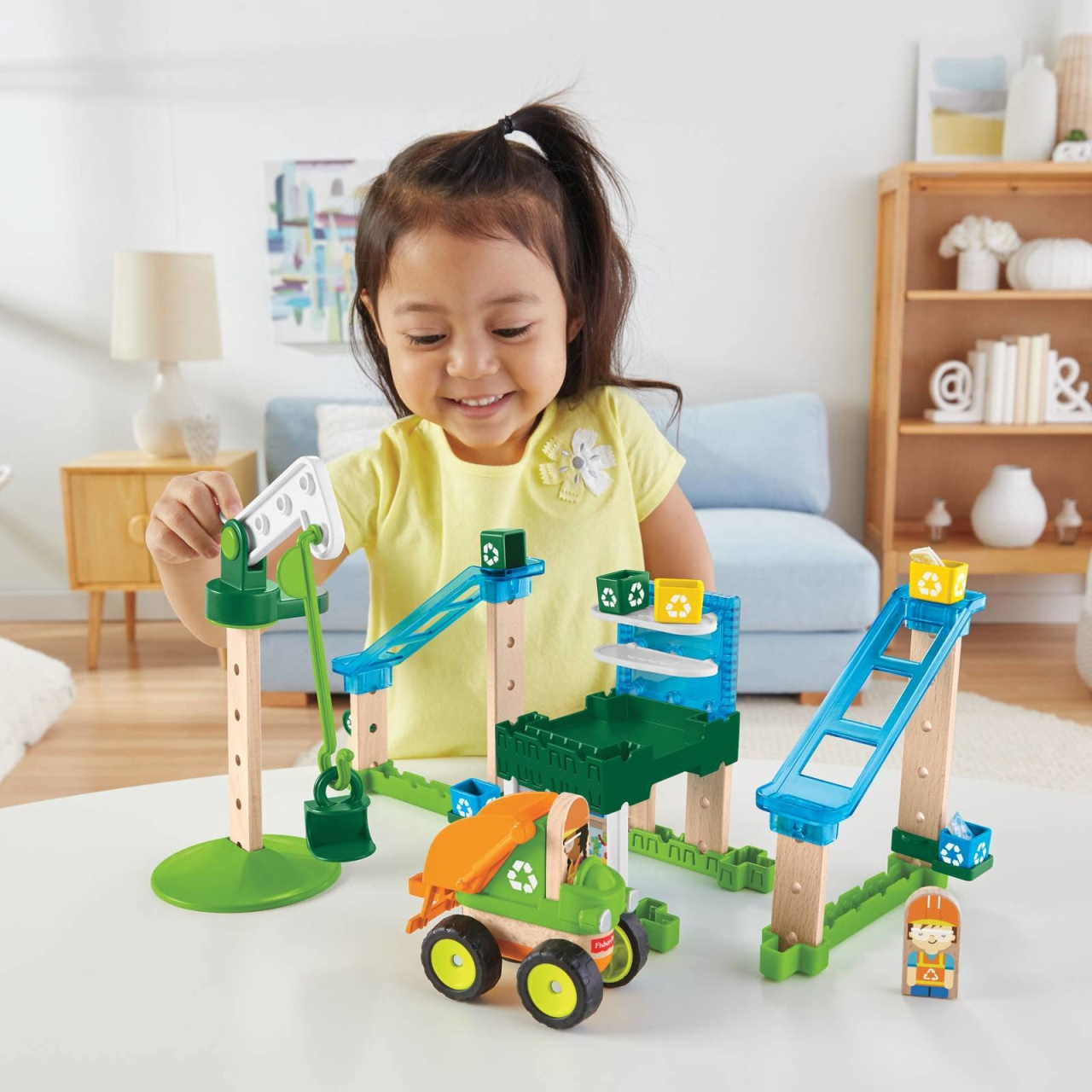 Fisher-Price Wunder Werker Recycling Center