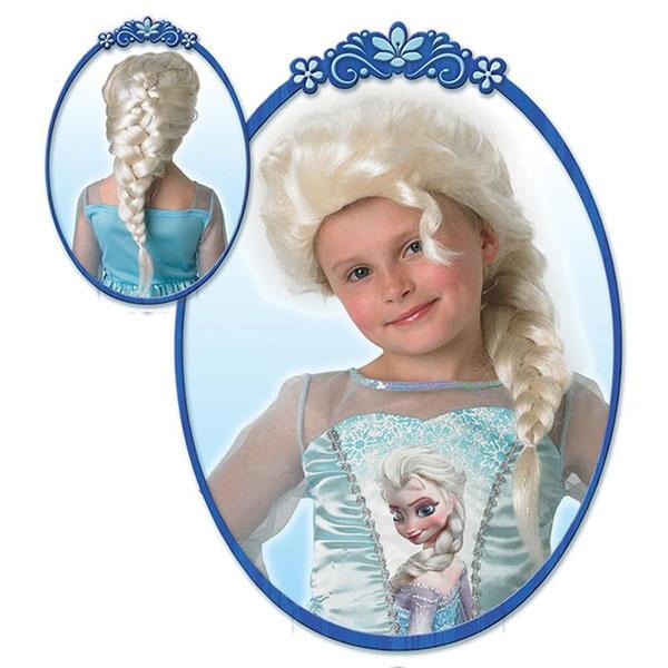 Kostüm-Zubehör Die Eiskönigin Perücke Elsa
