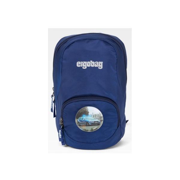 Ergobag Ease Small Kinderrucksack Blaulicht