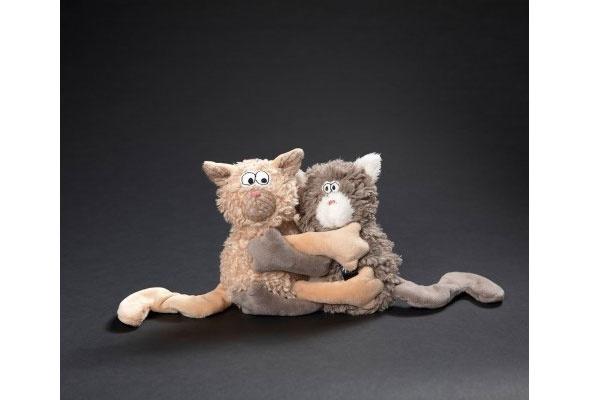 Sigikid Beasts Gimme Hugs Katzen Paar Beaststown 39309