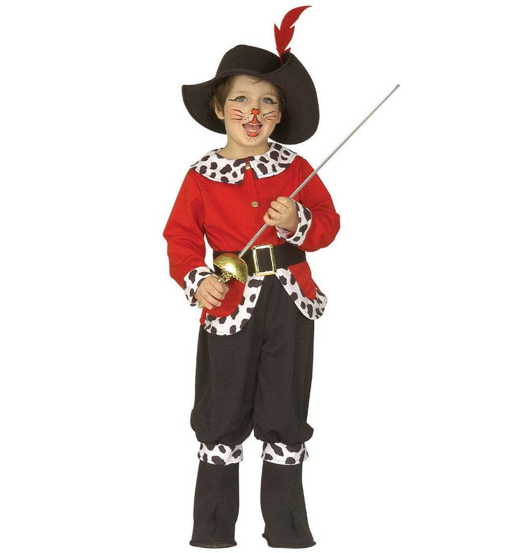 Kostüm Märchenkatze Gr. 110