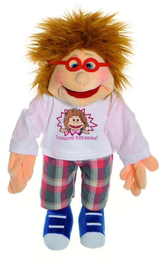 Living Puppets W577 Kleines Peterchen Handpuppe