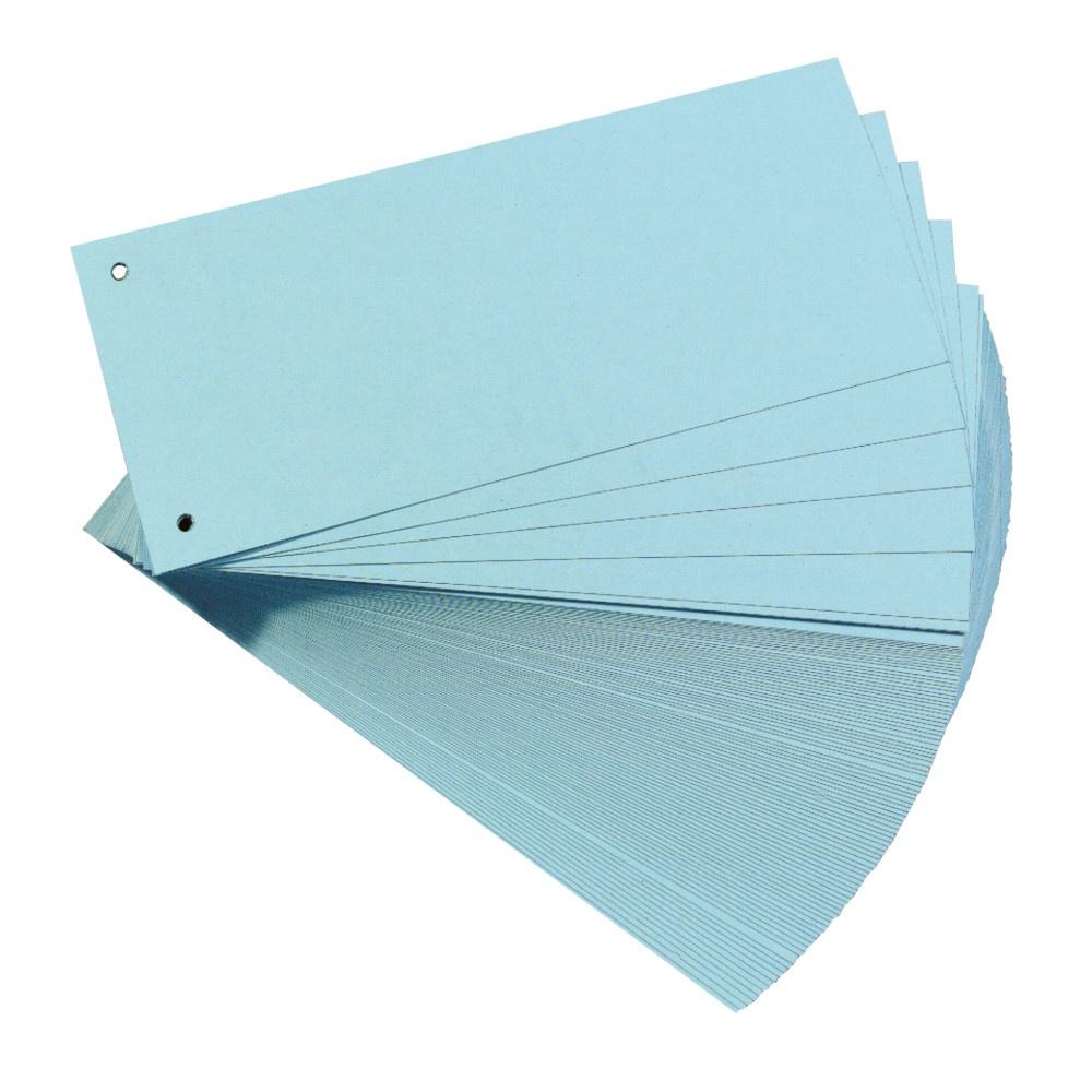 Trennstreifen 100er blau