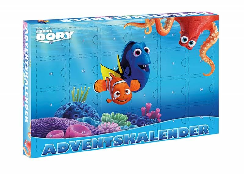 Adventskalender Dory von Craze