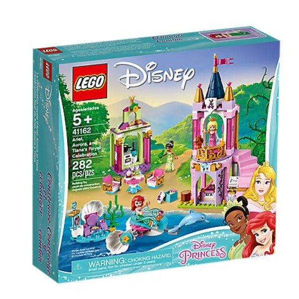 Lego Disney 41162 Jubiläumsfeier der Prinzessinnen