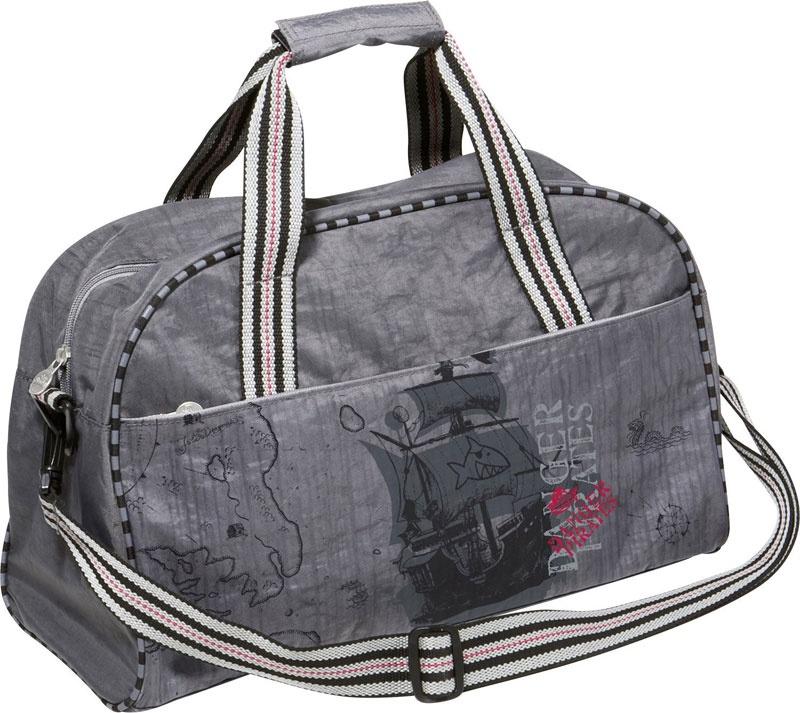Capt´n Sharky Sporttasche Danger Pirates groß 30516
