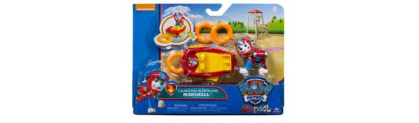 Paw Patrol Sea Patrol Launching Surfboard Marshall