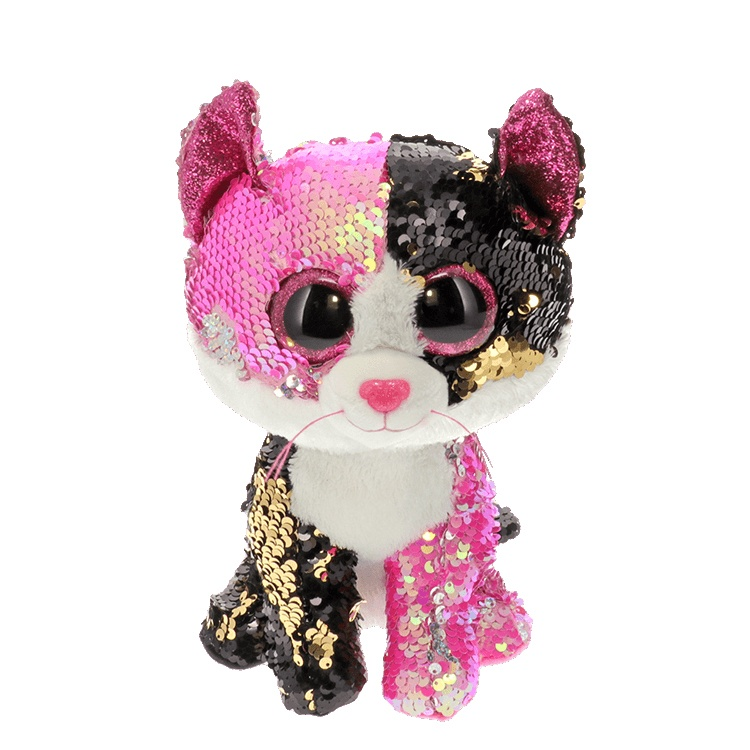 Ty Flippables Malibu Katze 15 cm