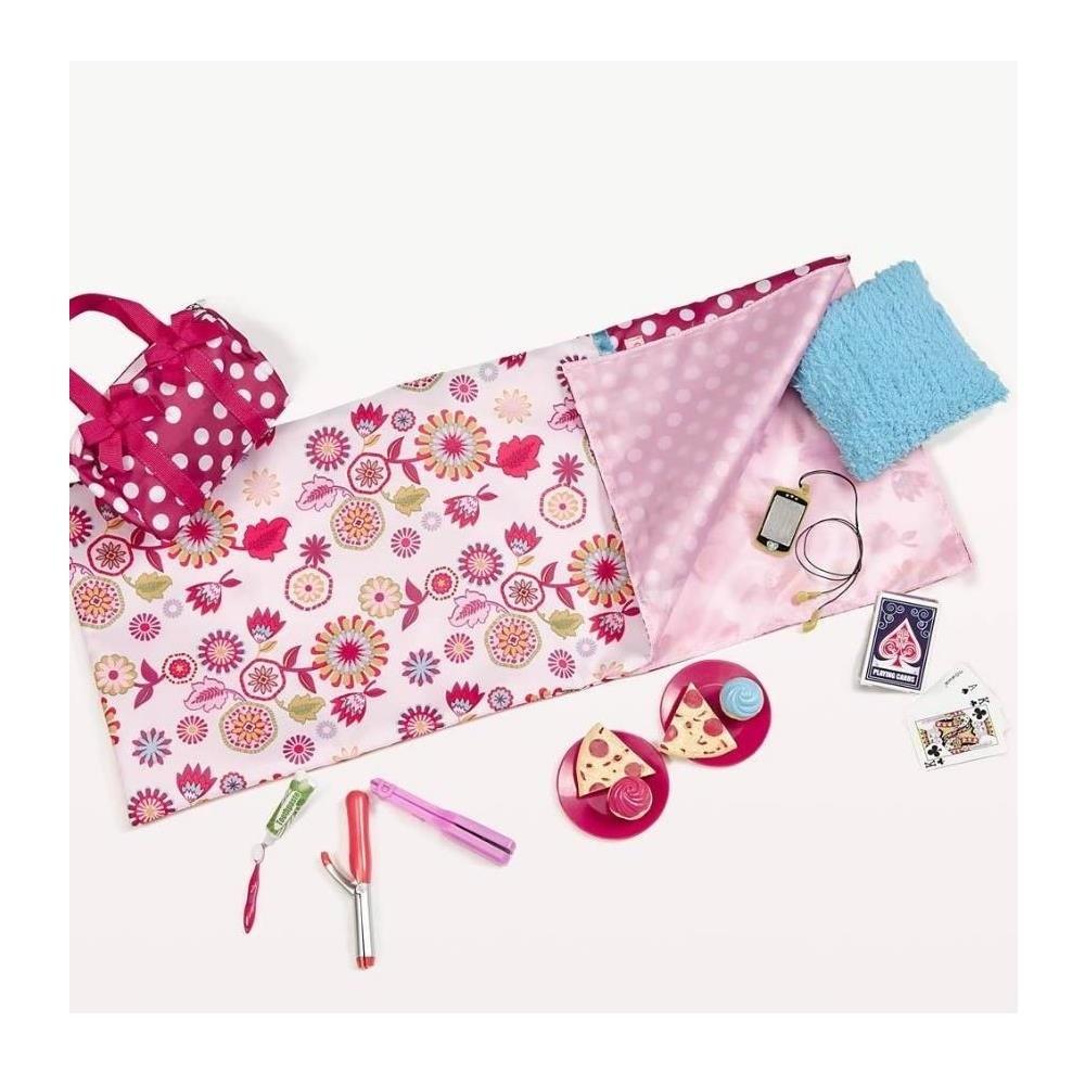 Puppenkleidung Übernachtungs-Set
