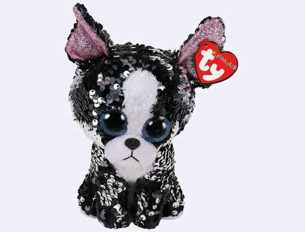 Ty Flippables Portia Hund 15 cm