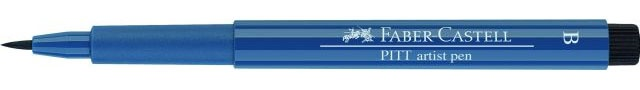 Faber Castell Pitt Artist Pen Indanthrene Blue