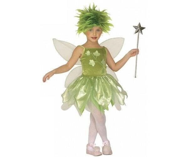 Kostüm Kleine Waldfee Gr. 116