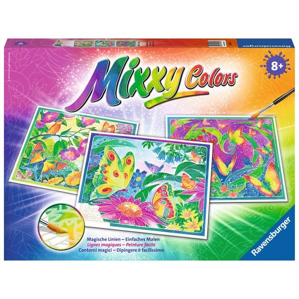 Ravensburger Mixxy Colors Welt der Schmetterlinge