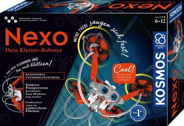 Experimentierkasten Nexo Dein Kletter-Roboter