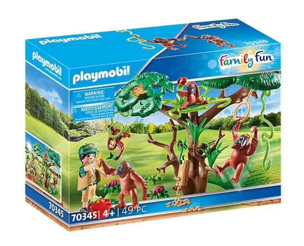 Playmobil 70345 Family Fun Orang Utans im Baum