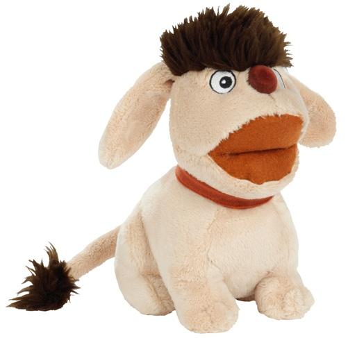 Sandmann Hund Moppi 28 cm