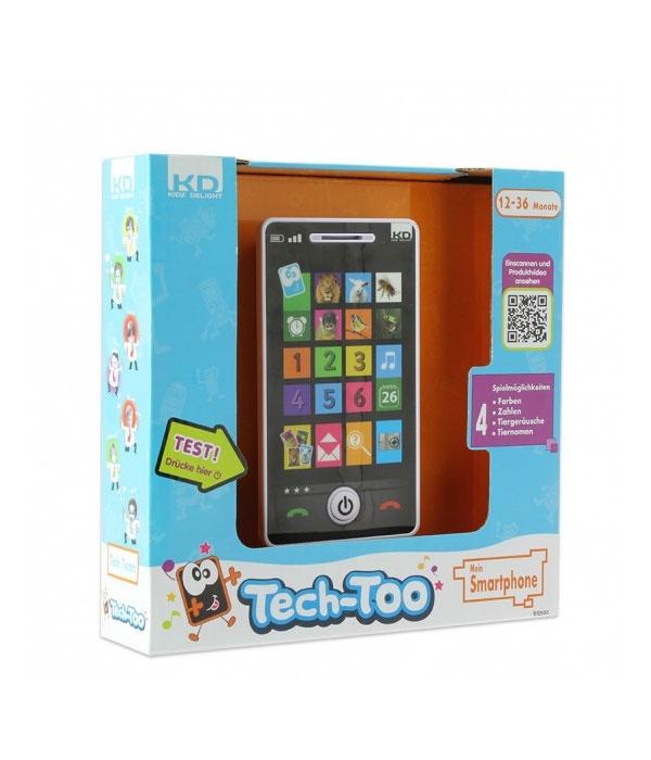 Tech Too Mein erstes Smartphone von KD