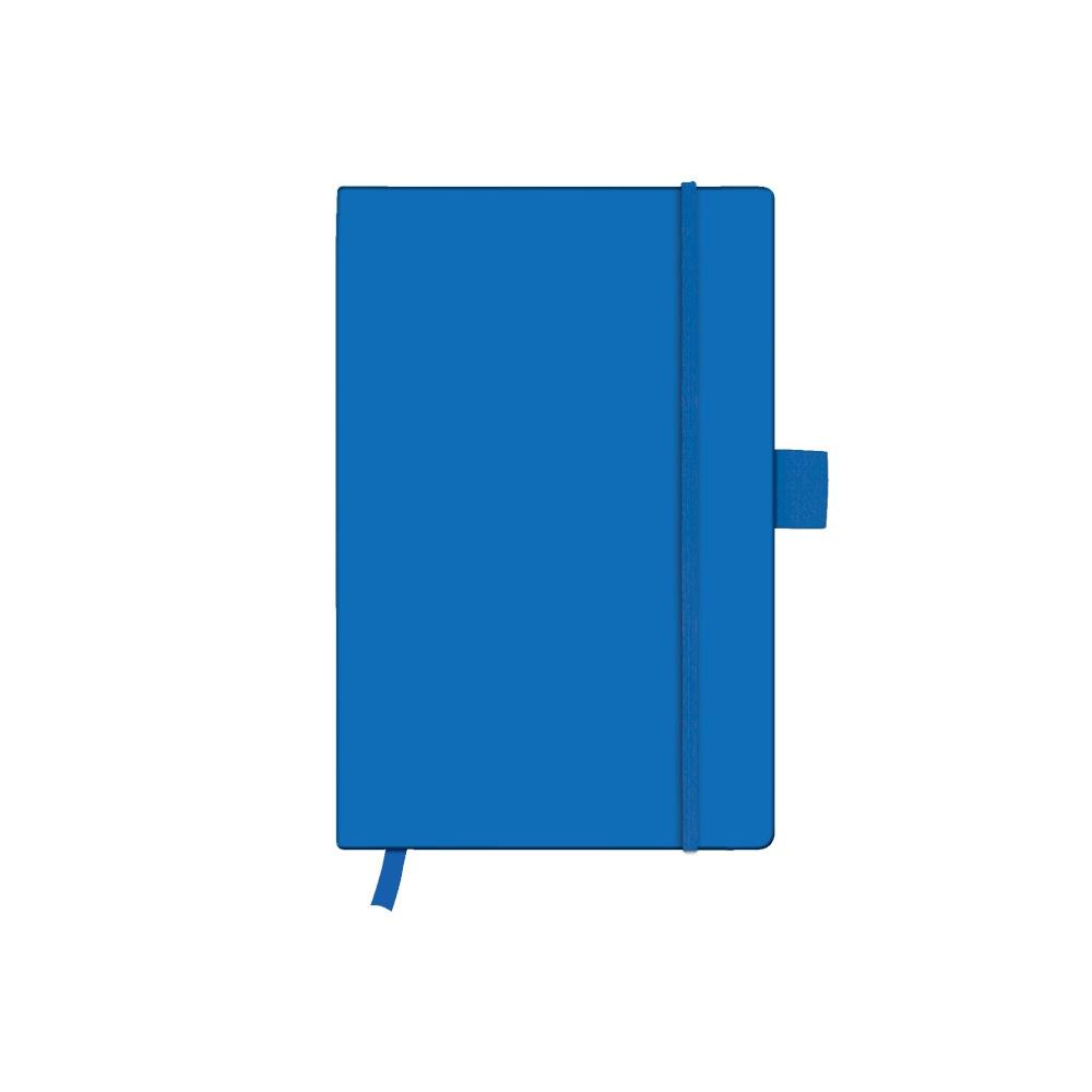 Herlitz Notizheft A6 Classic lin blue
