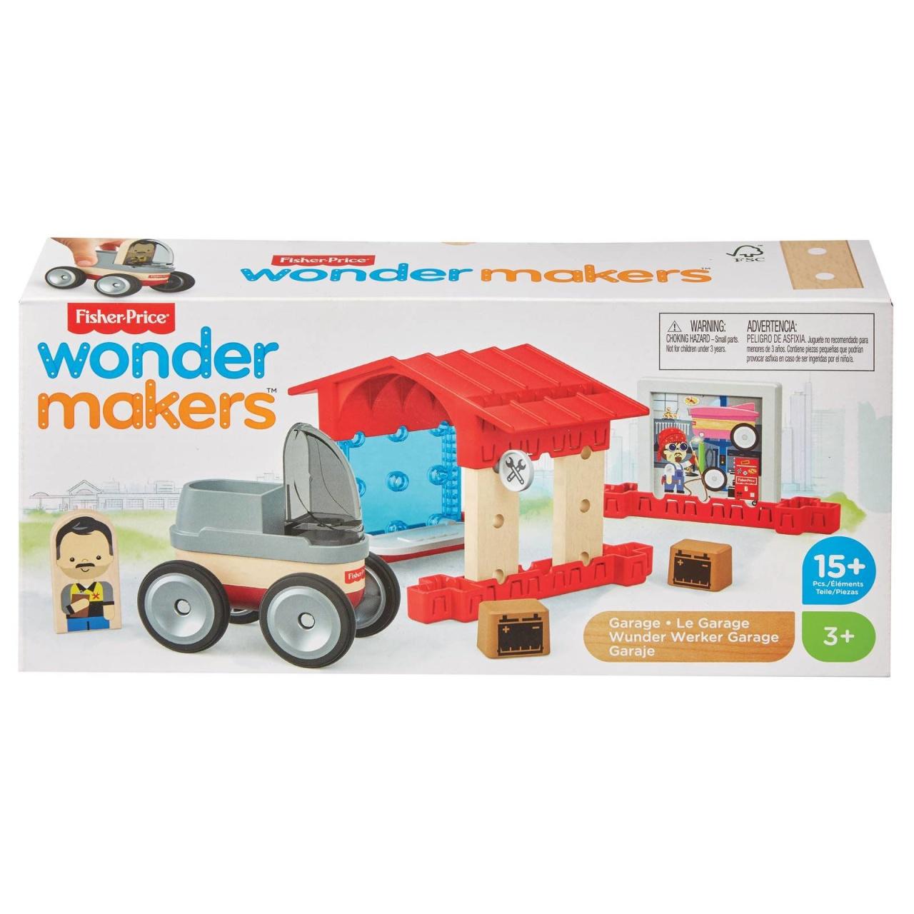 Fisher-Price Wunder Werker Garage