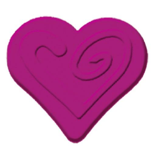 Prägestanzer Herz